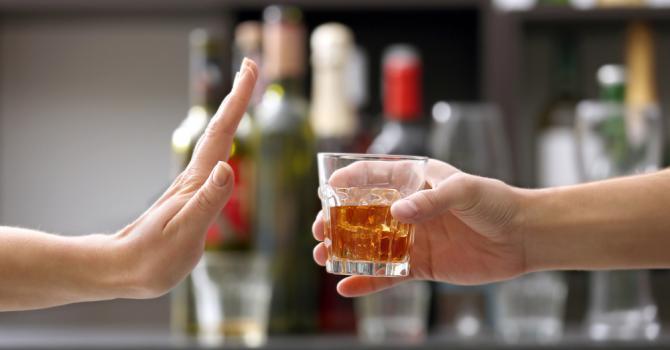 Comment arrêter de boire de l'alcool