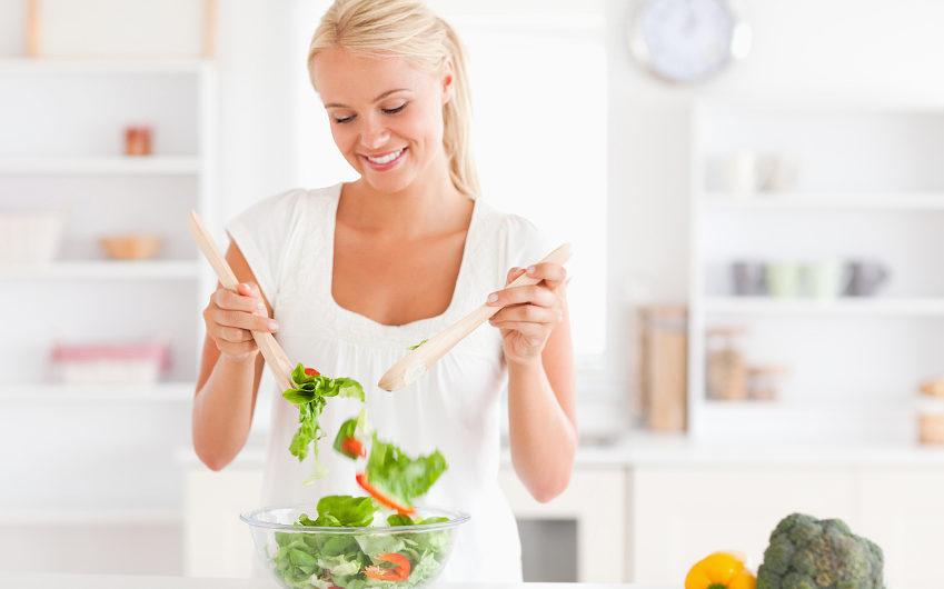 6 conseils pour manger sainement pour perdre du poids et retrouver de l'énergie