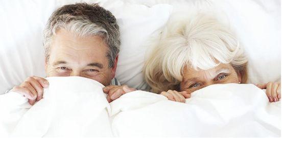 Sexualité et vieillissement: Signes physiques courants du vieillissement